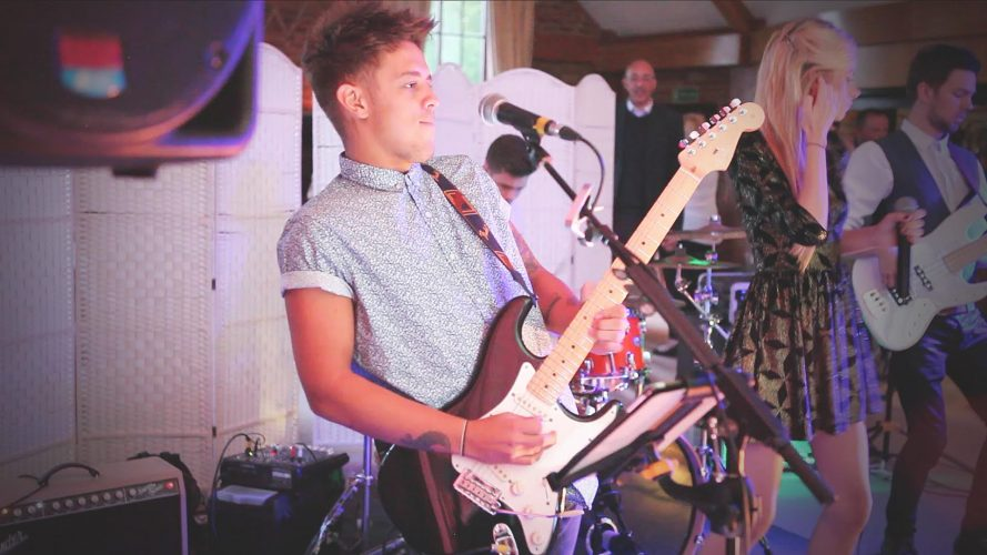 The Shots South East Party Band Hire Galler 56