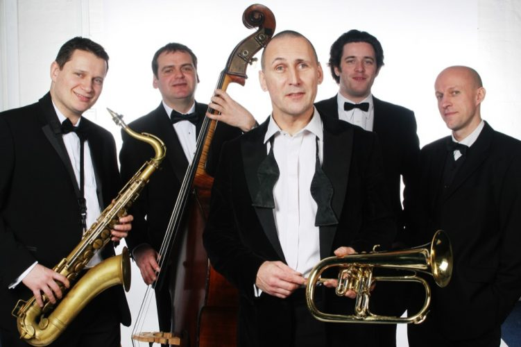 The Sinatrat Pack Manchester Swing Band
