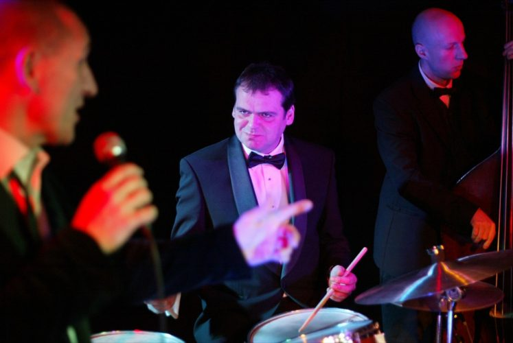 The Sinatrat Pack Manchester Swing Band4