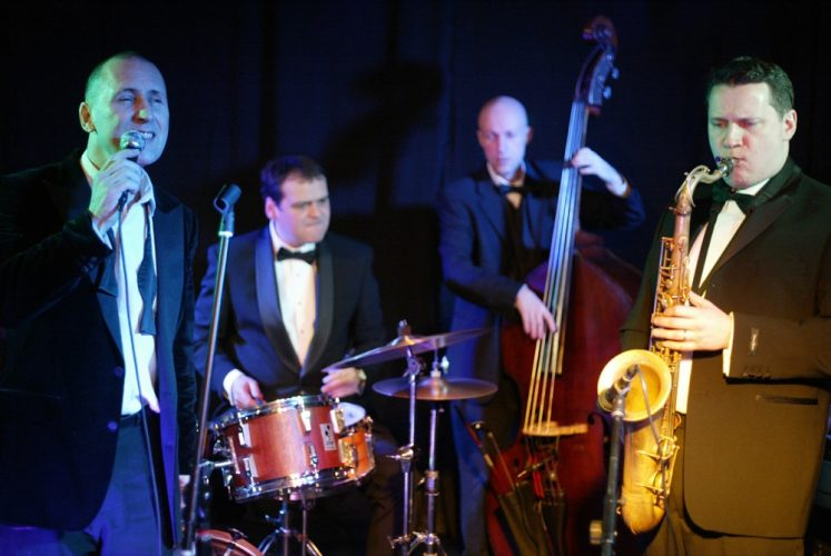 The Sinatrat Pack Manchester Swing Band5