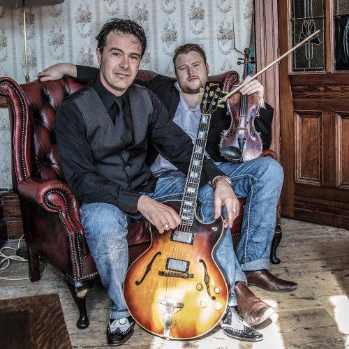 The Smokin Romas South West Duo1