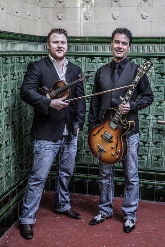 The Smokin Romas South West Duo3