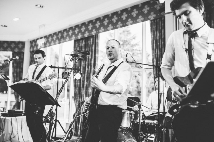The Sonics Liverpool Wedding Band