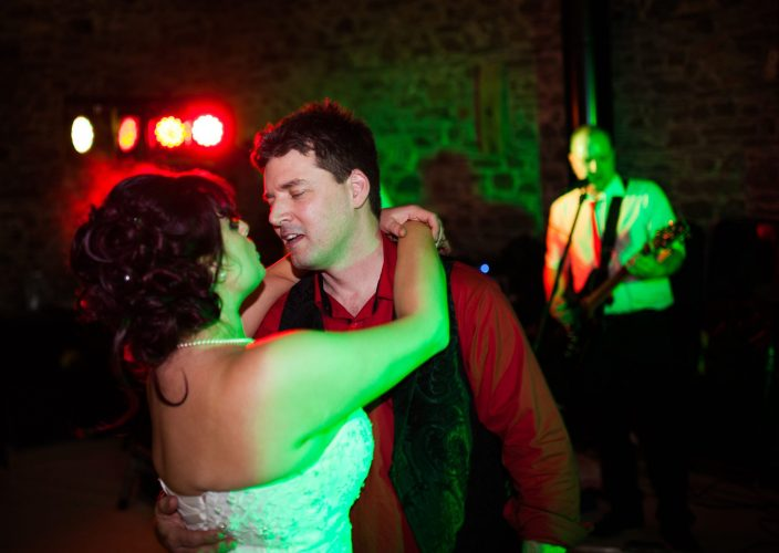 The Sonics Wedding Band1