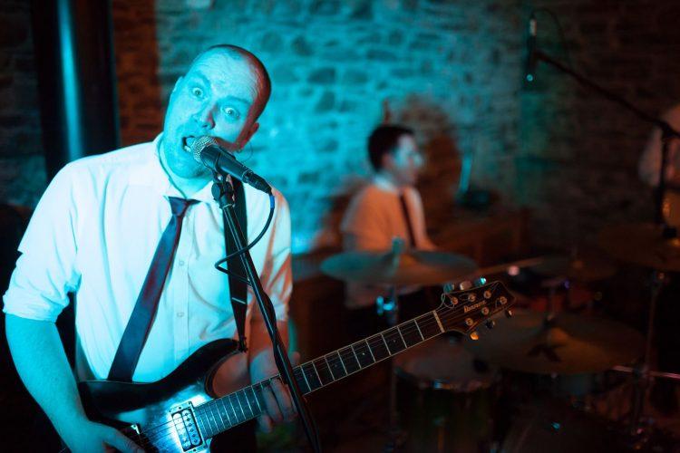 The Sonics Wedding Band3