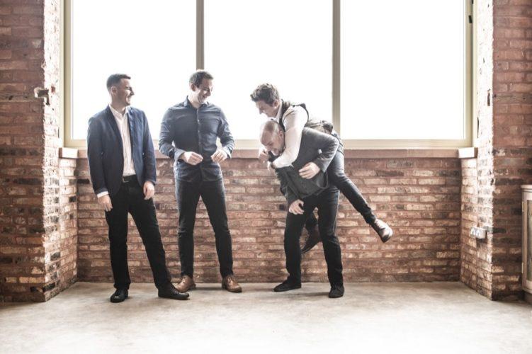 The Sonics Wedding Band