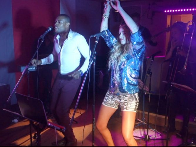 The Soul Expressions Wedding Band London 1
