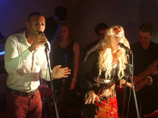 The Soul Expressions Wedding Band London 2