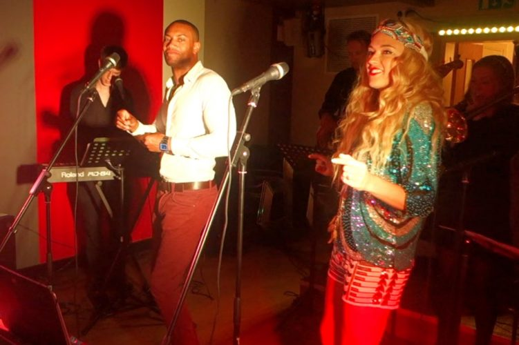 The Soul Expressions Wedding Band London 4