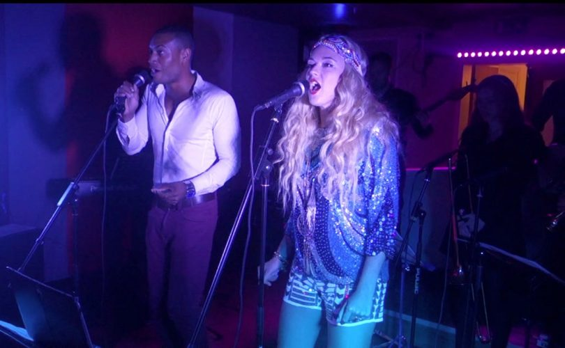 The Soul Expressions Wedding Band London 5