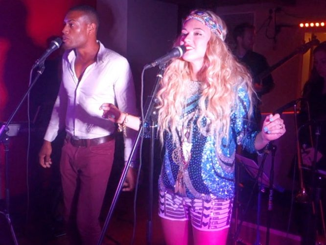 The Soul Expressions Wedding Band London 6