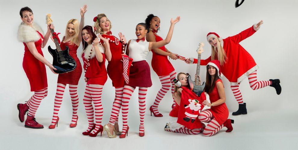 The Soul Girls Christmas