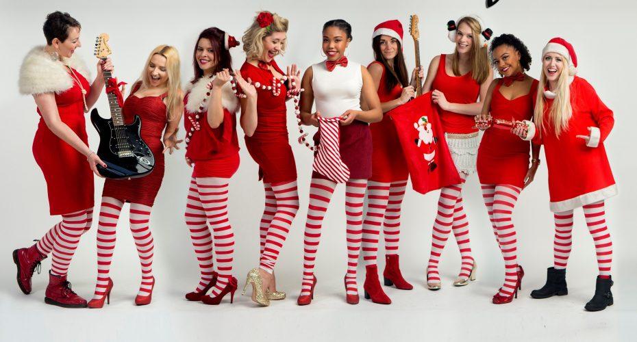 The Soul Girls Christmas2Jpg