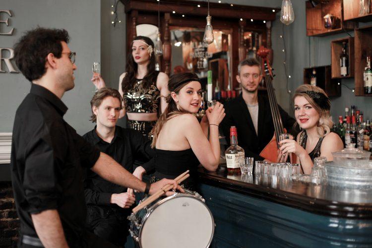 The Speakeasies London Band5