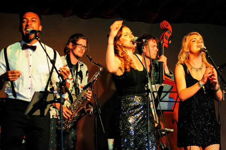 The Speakeasies Vintage Band