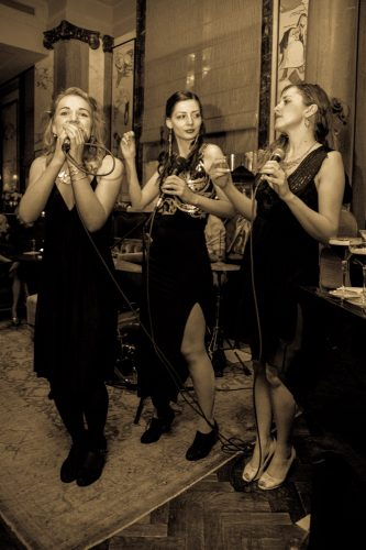 The Speakeasies Vintage Band London4