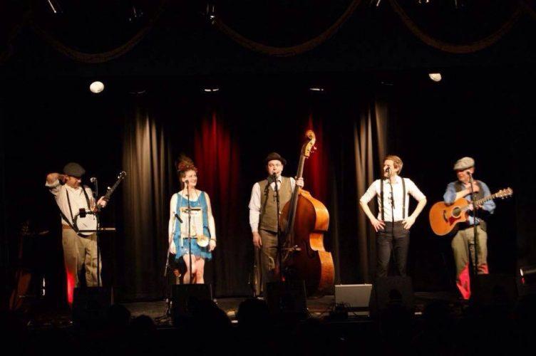 The Speakeasy Jazz Blue Band8