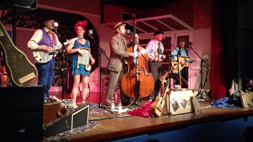 The Speakeasy Jazz Blue Band9