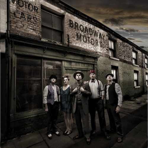 The Speakeasy Jazz Blues Band 3