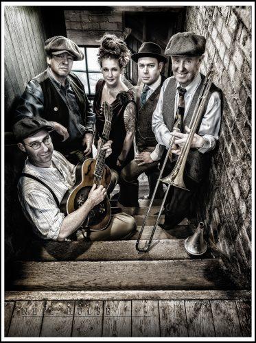 The Speakeasy Jazz Blues Band 4