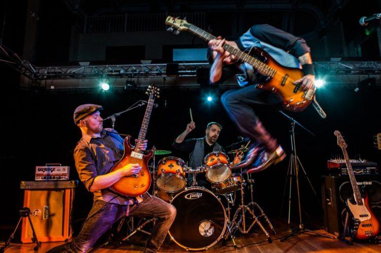 The Spooks Birmingham Band1