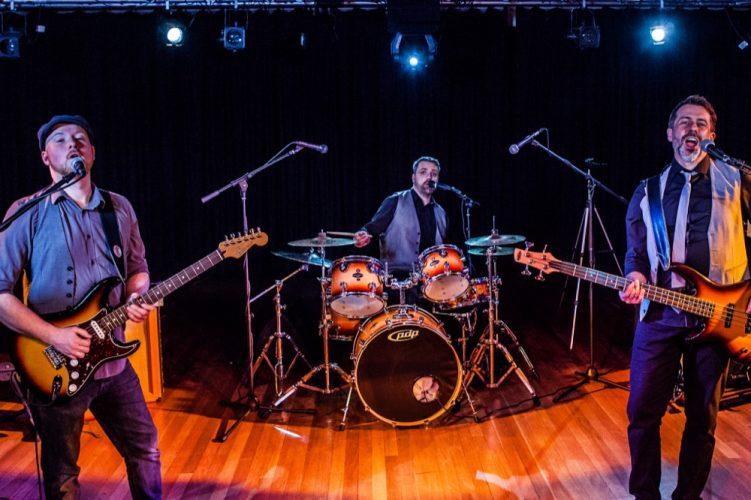 The Spooks Birmingham Band6