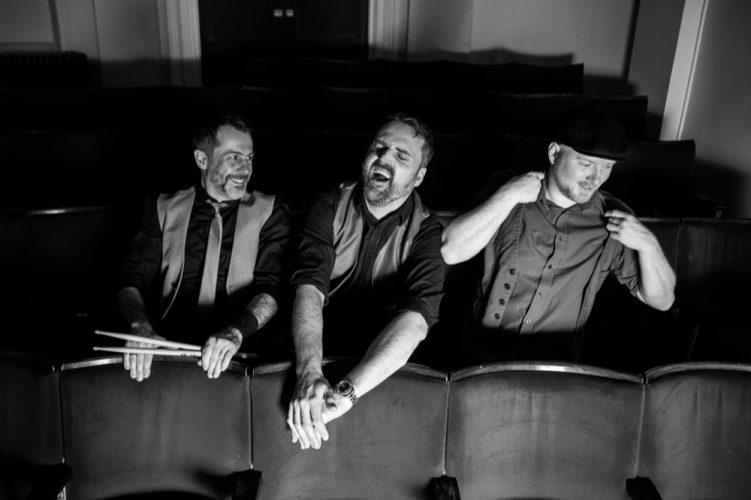 The Spooks Birmingham Band8