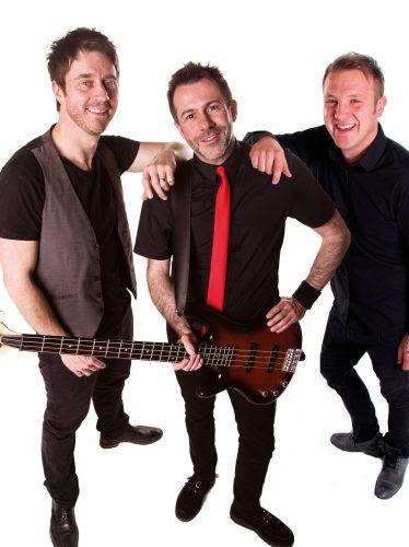 The Spooks Wedding Band Birmingham 5