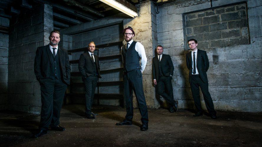 The Stings Wedding Band1
