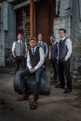 The Stings Wedding Band2