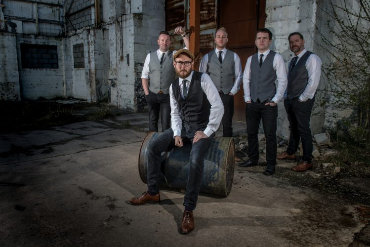 The Stings Wedding Band3