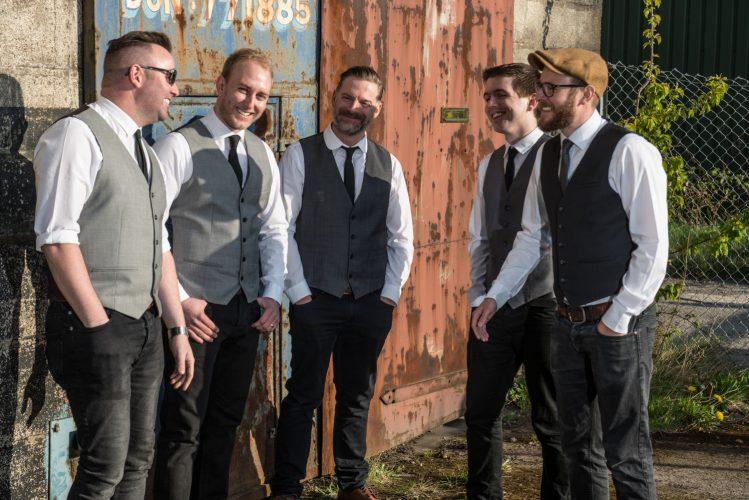 The Stings Wedding Band5