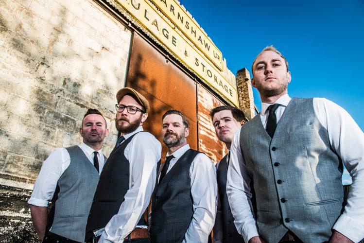 The Stings Wedding Band6