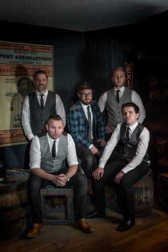 The Stings Wedding Band7