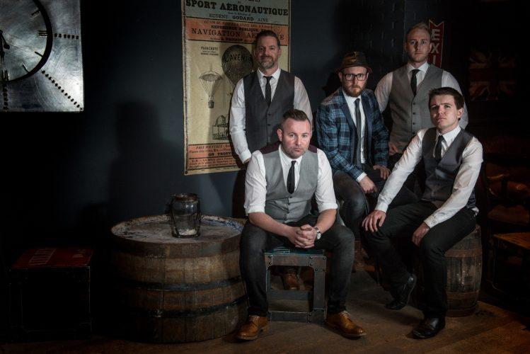 The Stings Wedding Band9