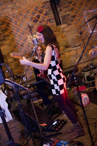 The Sweet  Lowdown Wedding Band Brighton 11