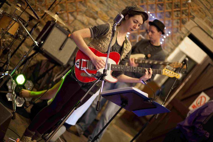 The Sweet  Lowdown Wedding Band Brighton 6