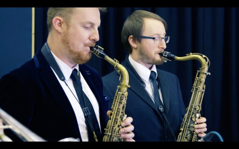 The Swing Collection London Jazz Band3