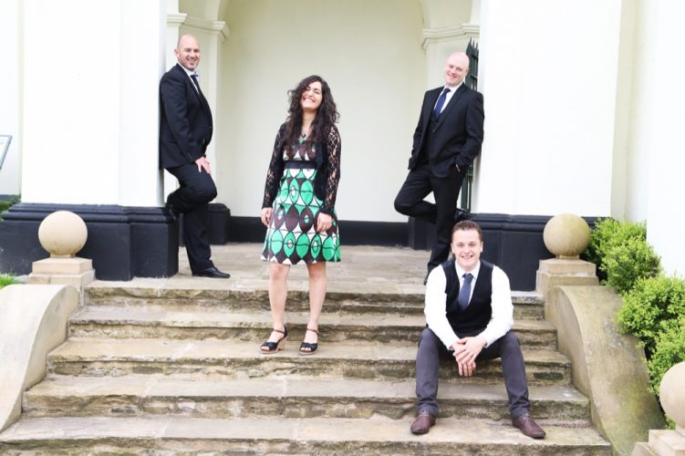 The Vendettas Wedding Band Liverpool5