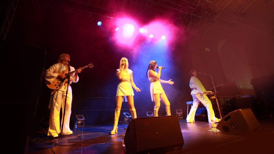 Uniquely Abba Tribute Band South West1