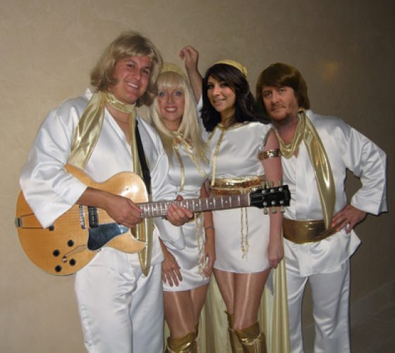 Uniquely Abba Tribute Band South West2