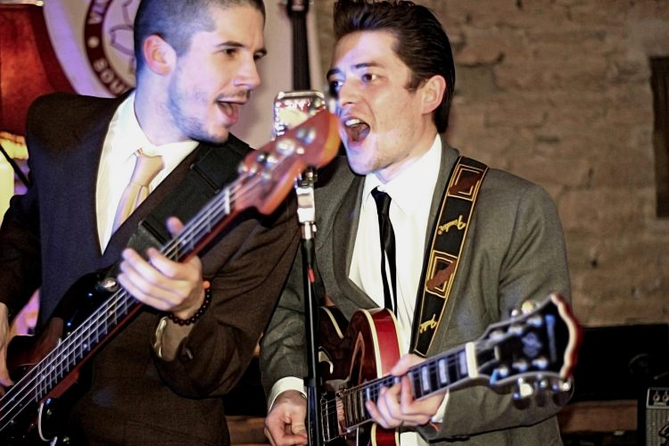 Veebees Wedding Band Manchester 11