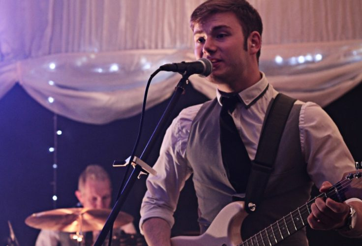 Vinyl Heroes Yorkshire Wedding Band9