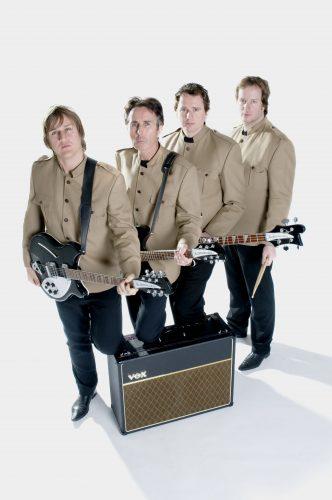 Waterloo Sunset 60S Band Leeds 2