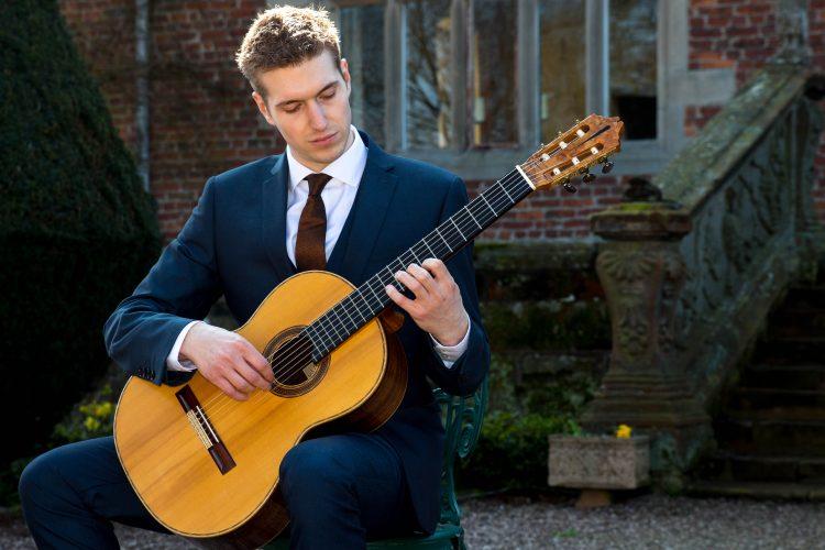 West Midlands Guitarist Ed