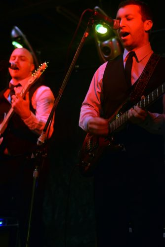 Wired Duo Wedding Duo Liverpool 1