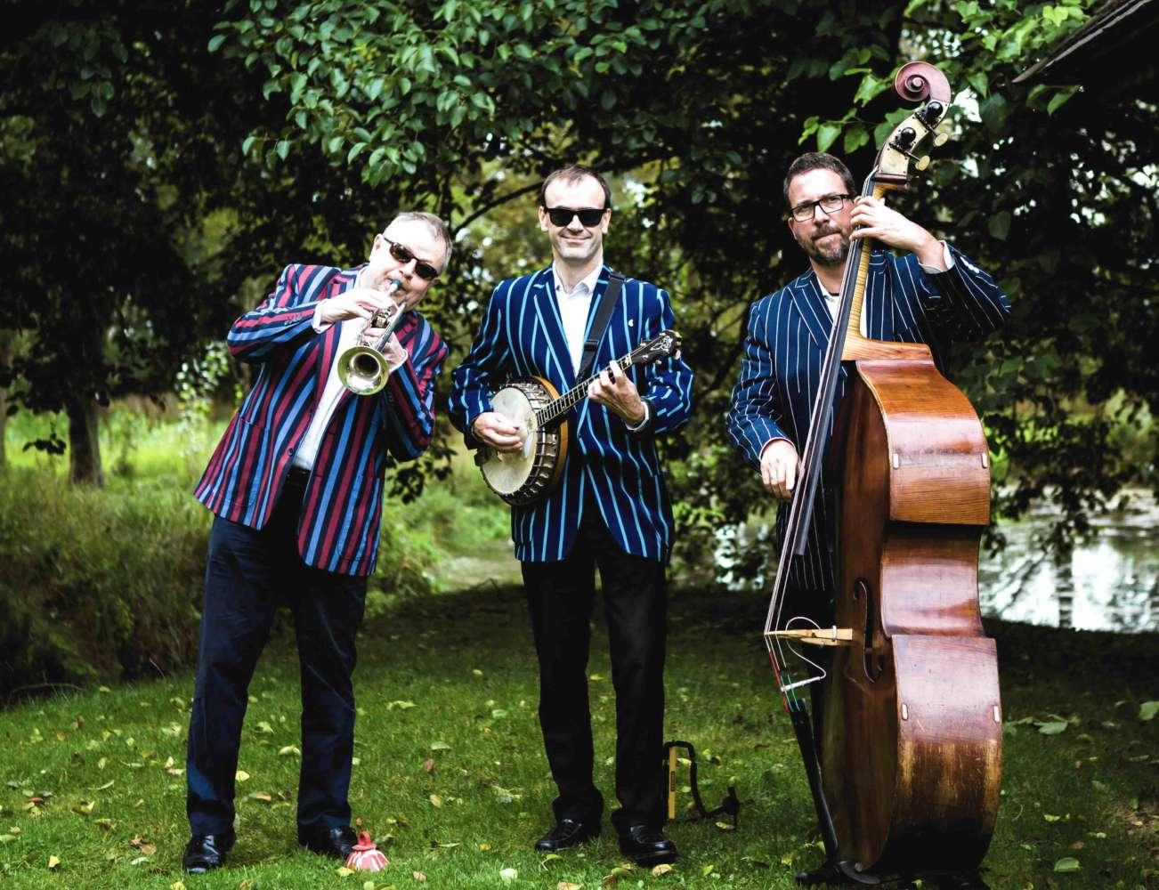 12Th Street Swingers Dixieland Band London Main