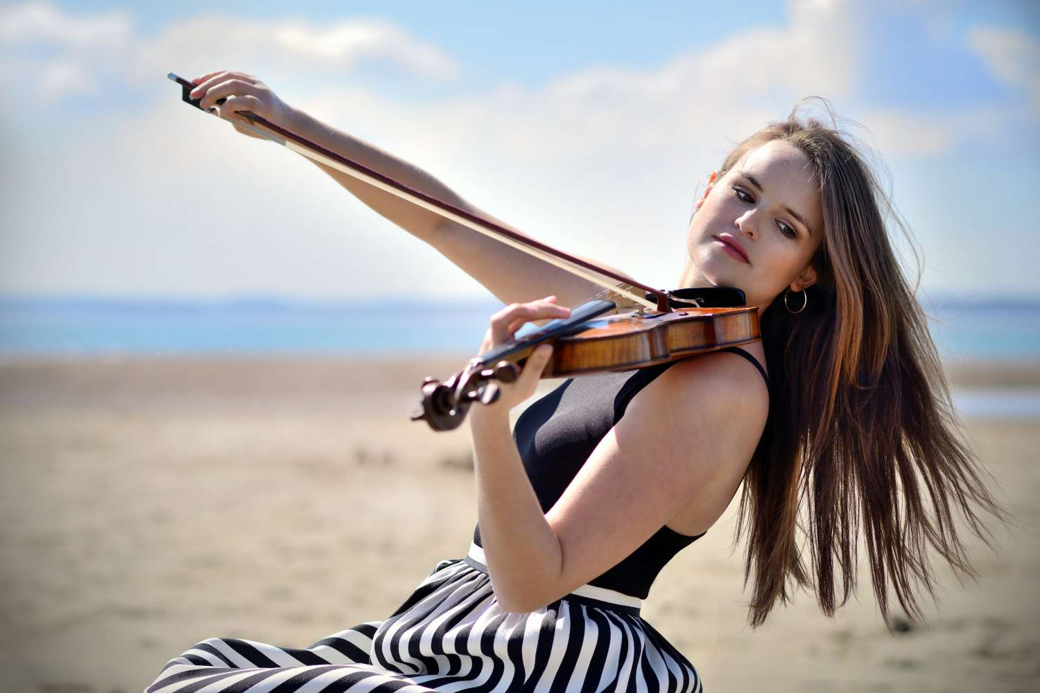 Holly Laura Portsmouth Violinist For Hire