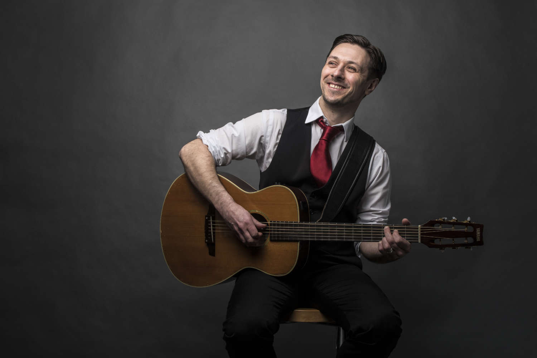 Rob Buckley Wedding Guitar main