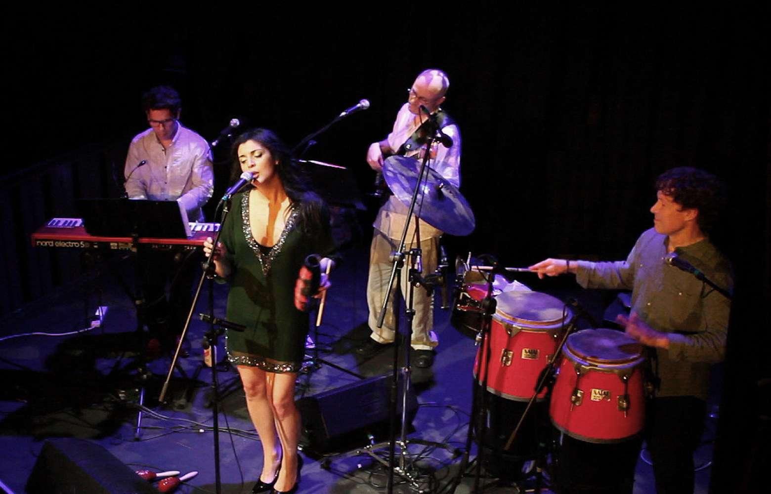 Sonido Latino quartet
